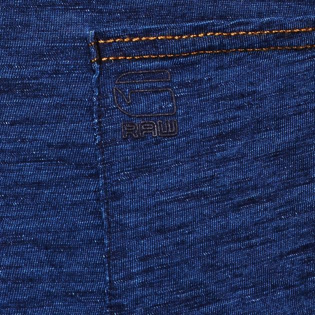 Indigo- Circular knit | DROP OF BLUE